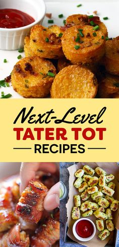 13 Next-Level Tater Tots You Need To Try