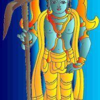 Dashavatar or dashavatara refers to the ten avatars of Lord Vishnu to restore the eradicate evil from earth and to restore the Dharma. Indian Folk Art, Lord Vishnu, Krishna Art, Pencil Drawings, Collage Art, Avatar, Sketches, Oil, Gallery