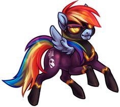 Nightmare Night: Rainbow Dash