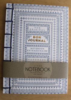 Press notebook soft cover