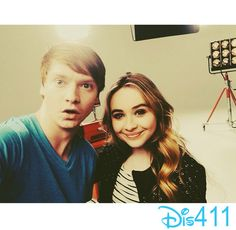 Throwback Thursday Photo: Sabrina Carpenter With Calum Worthy August 21, 2014