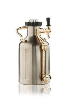 IN STOCK: ships within 1-3 business days Our original uKeg 64 is a mini keg in the size of a half-gallon growler, keeps beer cold and fresh. On the go or at ho
