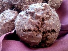 Chocolate Chip Quinoa Muffins | OAMC from Once A Month Meals