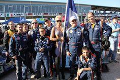 Oak Pescarolo ILMC Gulf LMP1 team