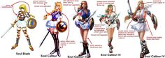 Best and worst videogame character redesigns - Page 3 - NeoGAF