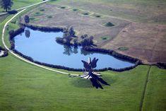 Incredible Abandoned Yugoslavian Soviet Monuments 1  Lazer Horse