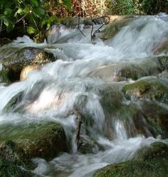 """The Hatzbani (Senir) River is also one of the major sources of the Jordan River, and just like its two """"counterparts"""", the Dan and the Banias, it also gets its crystal clear waters from the snows of Mount Hermon."""