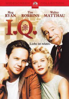 IQ - Liebe ist relativ #Filmtipp #Meg Ryan