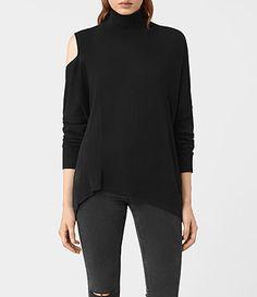 a261e61926b ALLSAINTS Cecily Sweater.  allsaints  cloth   Allsaints Style