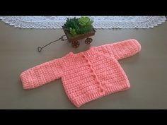 Very Easy Crochet Baby Beanie Tutorial Crochet Baby Beanie, Crochet Mittens, Crochet Baby Clothes, Crochet Stitches, Crochet Fabric, Free Crochet, Knit Crochet, Crochet Dollies, Knitting Videos