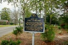 Fort Crawford - Escambia County, Alabama