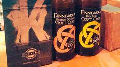 Finnbarra Irish cider Dry and Medium Dry at Das Kino, Nottingham