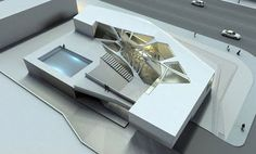 ArChiTecTure: 咖菲论阿柒: Cell house by Emergent Architecture