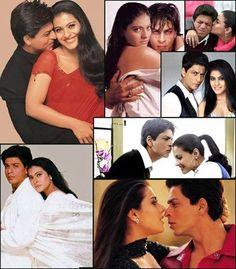 Shahrukh and Kajol