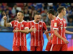 Melhores Momentos - Chelsea 2 x 3 Bayern de Munique - Champions Cup
