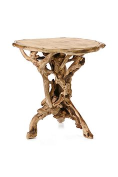 Million Rings Side Table from Anthropologie
