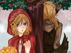 Red Riding Hood, Vocaloid - The Wolf Fell in Love with Red Riding Hood