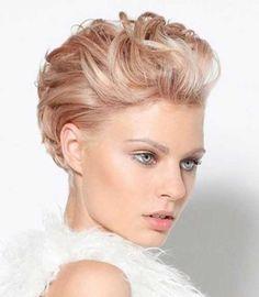 Blonde Kurze Haare Idee