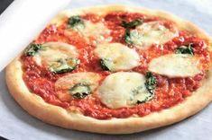 Ciabatta, Mozzarella, Vegetable Pizza, Food And Drink, Menu, Vegetables, Cooking, Recipes, Menu Board Design