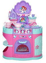 Disney Princess Deluxe Talking Princess Kitchen