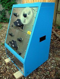 Telex 300 Reel to Reel Tape Duplicator System Professional TDE-1 235s-1.
