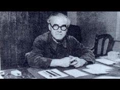 Tudor Arghezi - membru al Academiei Române, sărbătorit ca poet național .