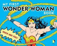 My first wonder woman
