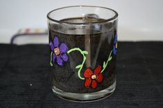 Your place to buy and sell all things handmade Cute Paintings, Shot Glass, Juice, Hand Painted, Ceramics, Coffee, Tableware, Unique, Handmade