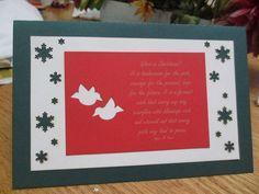 DIY Cards DIY Paper Craft: DIY laser etched triple layer card