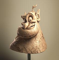 Disney Speed Sculpts Project