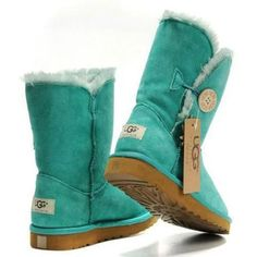 Ugg Bailey Button Boots 5803 Blue Sale. less than $90 OMG! Holy cow, I'm gonna love this site!