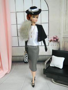 ~Tressia~ OOAK Fashion for Silkstone Barbie/Fashion Royalty Dolls by Joby Originals