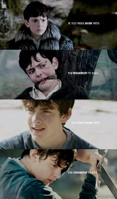 If you were born with the weakness to fall, after you meet and trust Aslan will have the strength to rise. Love Edmund and what he represents. Narnia Movies, Narnia 3, Edmund Narnia, Movie Quotes, Book Quotes, Skandar Keynes, Edmund Pevensie, Susan Pevensie, Prince Caspian