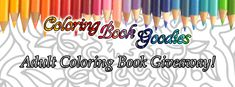 Enter to win an Adult Coloring Book Prize Pack that includes coloring books, coloring journals, coloring pencils, and more.  5 Winners. The giveaway is open to residents of the US/CAN/UK only and ends February 15, 2016.
