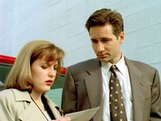 Mulder + Scully maps