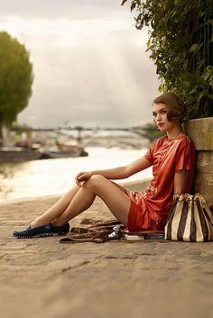 via @glamorable #fashion #editorial #moda