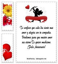 saludos de aniversario,frases de aniversario,buscar frases de aniversario: http://www.datosgratis.net/nuevos-mensajes-de-aniversario-para-tu-amor/