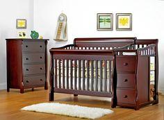 set tempat tidur bayi dengan harga terjangkau watna putih lengkap dengan dreseru2026 box bayi pinterest - Sorelle Cribs