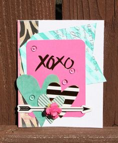 Using Project Life Journaling Cards as design layers. #Heidi Swapp #Project Life