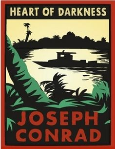 "Heart of Darkness is a novella written by Joseph Conrad. It was classified by the Modern Library website editors as one of the ""100 best novels"" and part of the Western canon."