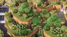 Animal Crossing Wild World, Animal Crossing Pocket Camp, Animal Crossing Game, Animal Games, Island Design, New Leaf, Paths, National Parks, Random
