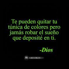El sueño de Dios es que lleguemos a la estatura del varón perfecto en la unidad de la fe