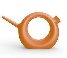 studio crouscalogero: #orange ohlala watering can