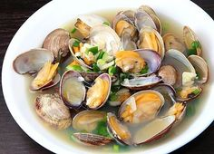#Clams are Extremely Scrumptious and Delectable.
