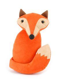 Mr Fox Standing Doorstop