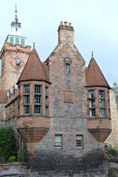 Edinburgh Dean Village (Wil 6059)