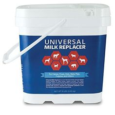 Universal Milk Replacer >>> Click on the image for additional details. (This is an affiliate link and I receive a commission for the sales)