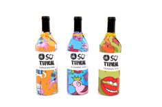 » OH SO TYPICAL by Micael Butial, via Behance