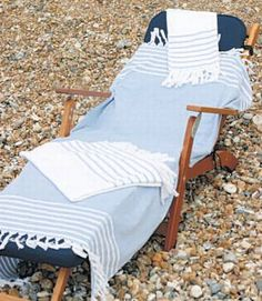 The Independent lists the fouta as one of the 50 travel essentials