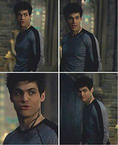 Alec Lightwood in episode 2x11 #Shadowhunters
